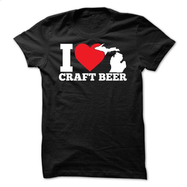 I Love Craft Beer T Shirts, Hoodies, Sweatshirts - #college sweatshirts #capri shorts. ORDER HERE => https://www.sunfrog.com/LifeStyle/I-Love-Craft-Beer.html?60505