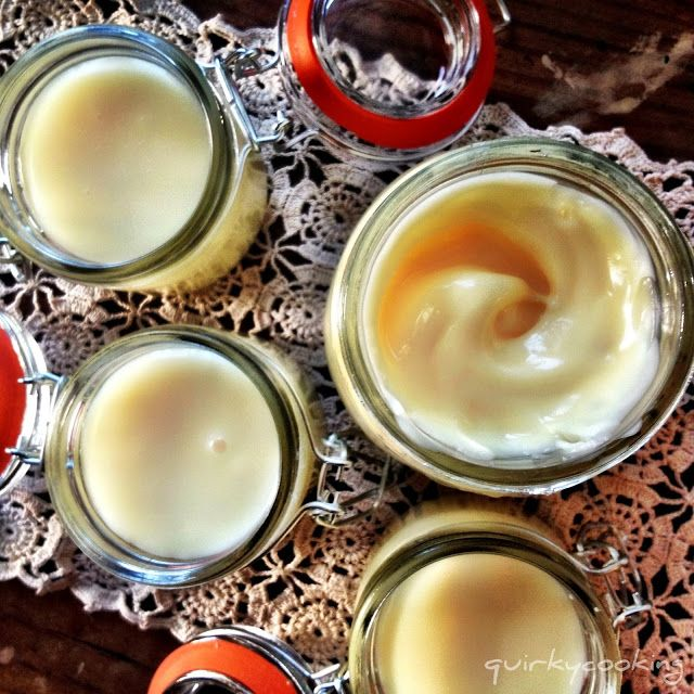 Quirky Cooking: Luxurious Homemade Moisturiser