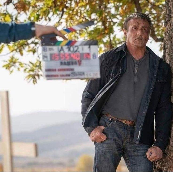 Sylvester Stallone【2020】