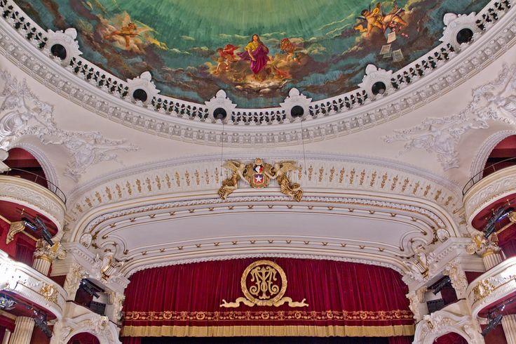 Teatro Municipal, Santiago Chile