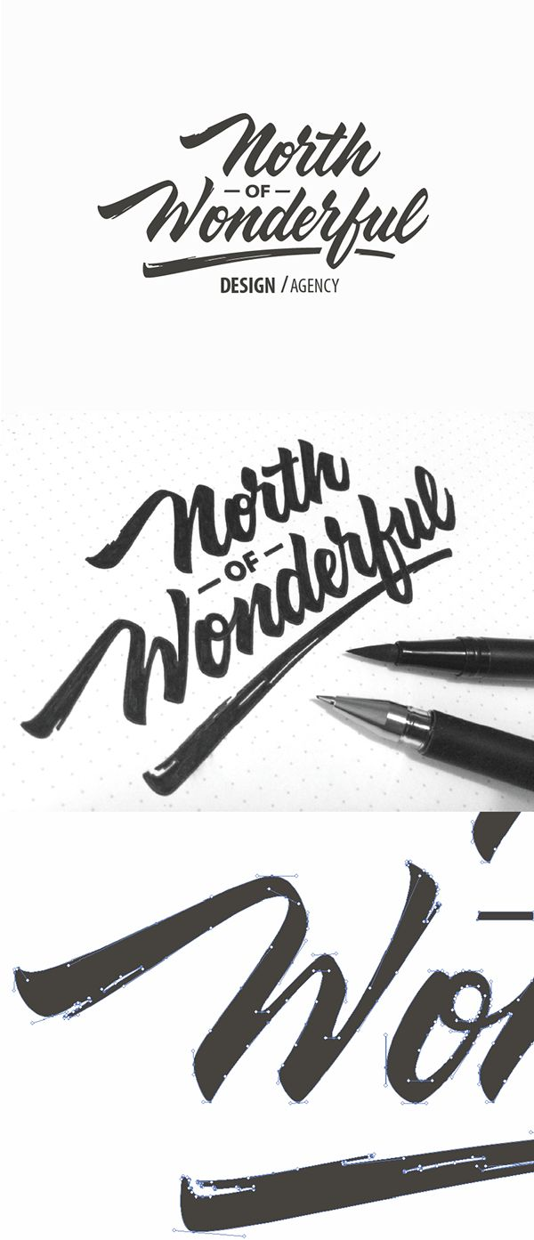 North of Wonderfull on Behance
