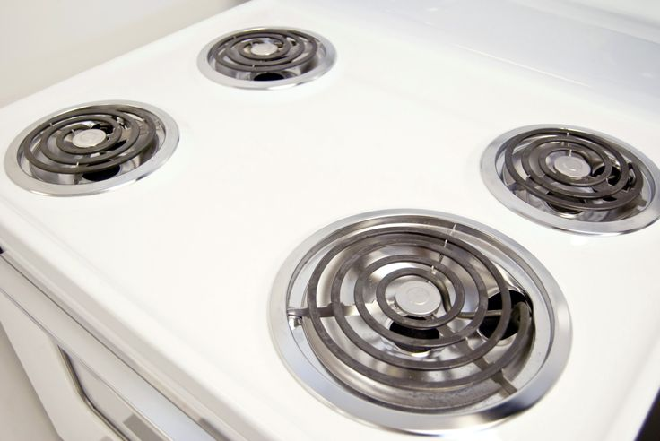 How To Achieve A Spotless Stove! Great tips:) www.domesticallychallenged.net