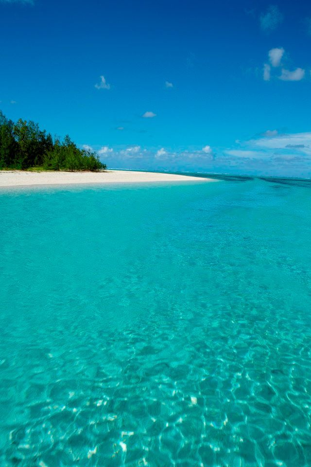 Perfect Turquoise | Mauritius BelAfrique - Your Personal Travel Planner www.belafrique.co.za