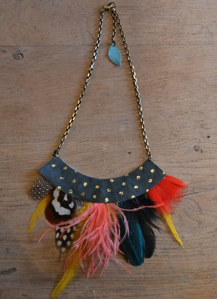 Collier Pyramide INEDITH.