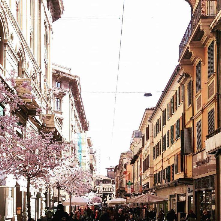Wiecie gdzie jestesmy? 😊 W pięknej Bolonii i juz jutro będziemy zachwycać Włochów naszymi kosmetykami na targach Cosmoprof 💕 #thesecretsoapstore #natural #cosmetics #event #italy #bologna #bolonia #cosmoprof #polishbrand