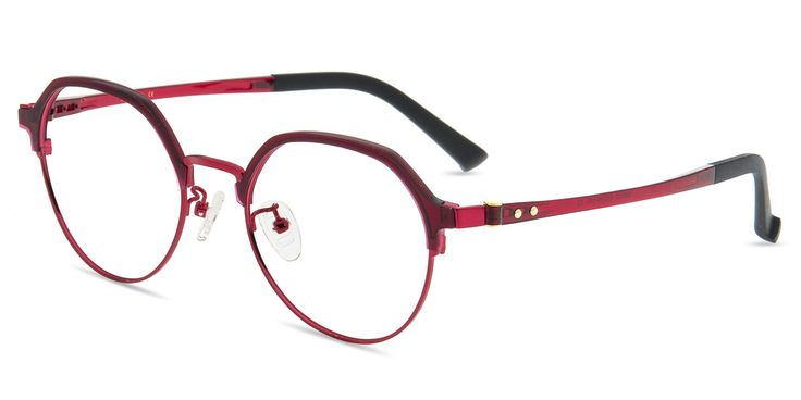 unisex full frame mixed material eyeglasses - Most Popular Eyeglass Frames