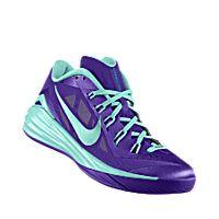 sports shoes 654b9 0981b ... I designed the court purple Nike Hyperdunk 2014 Low iD men s basketball  shoe with hyper turq ...