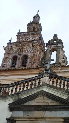 Iglesia de San Bartolomé, Jerez de los Caballeros, Spain, Spring 2012