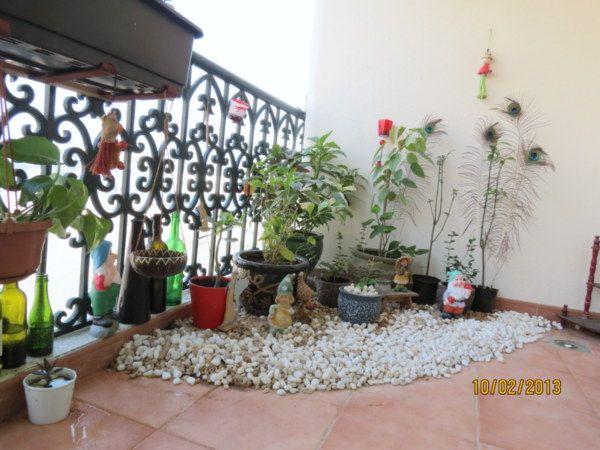 Colours Dekor Another Balcony Garden Gardening