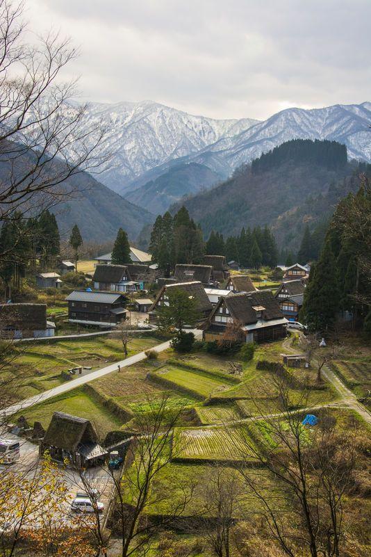 Japon : balade ancestrale à Gokayama