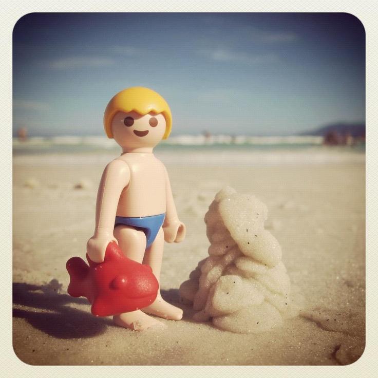 Playmobil Beach boy