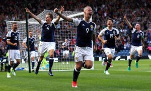 Leigh Griffiths scores 2 Stunning Free Kicks in Scotland 2-2 England Video