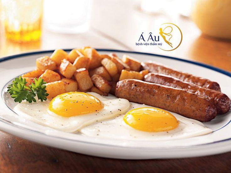 Bữa ăn sáng là bữa quan trọng nhất trong ngày để cơ thể săn chắc