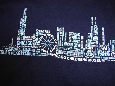Chicago Gifts: Chicago Souvenirs, Chicago T-shirts, Chicago Cubs, Chicago Bears & Chicago Snow Globes