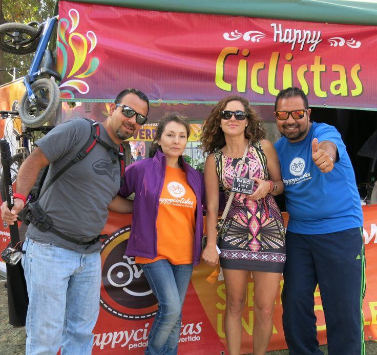 LOS HAPPYS EN LOLLAPALOOZA 2014