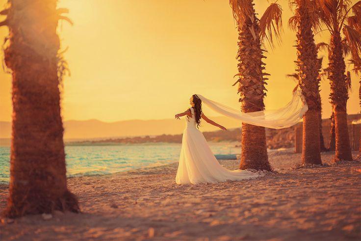 Bride by Hakan Özfatura on 500px