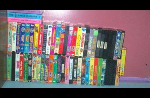 Disney VHS Tapes May Be Worth Some Serious Money