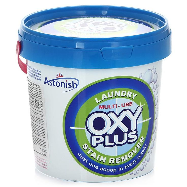 Пятновыводитель кислородный Astonish OXY-Plus, 1 кг, сильнодействующий