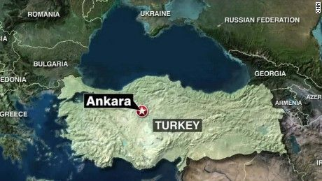 Ankara, Turkey: Car Bomb in capital kills at least 34 - CNN.com