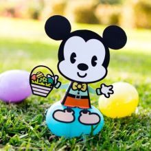 Cutie Mickey Mouse Easter Candy Box | Disney Easter Printables, Crafts, Egg Hold…   – Disney