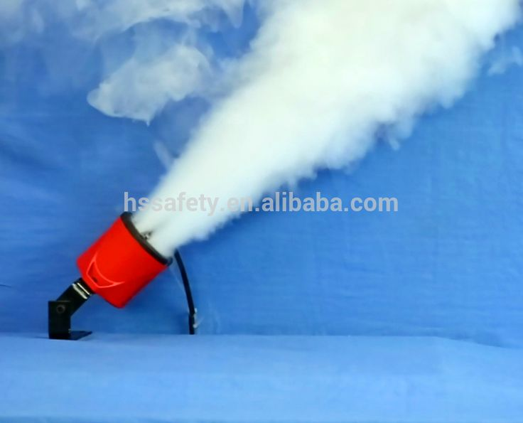Automatic Aerosol Fire Extinguisher for Coach Fire Safety