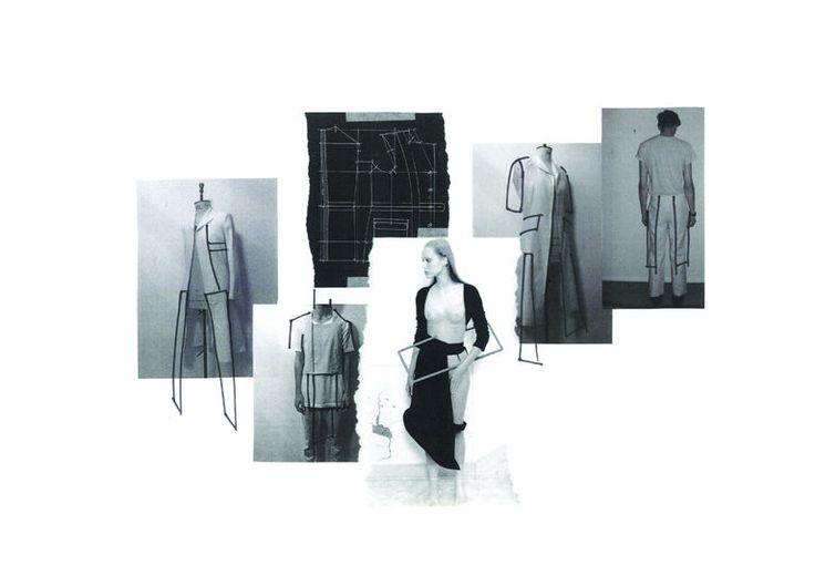 Fashion Sketchbook - fashion design, final collection development; fashion sketches; fashion portfolio // Andy Dunford