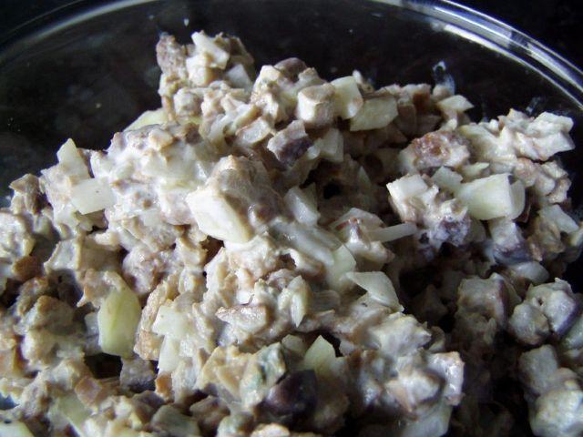 Mummin sienisalaatti - Kotikokki.net - reseptit
