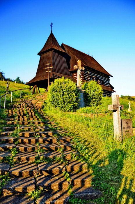 Brezany, Slovakia…