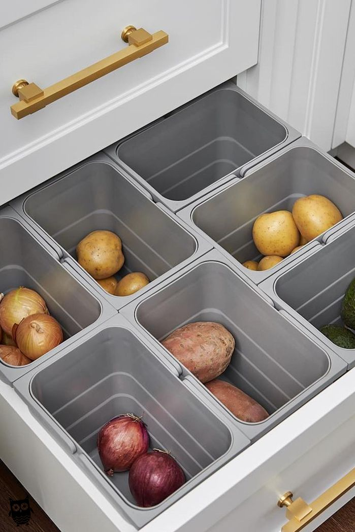 Do you have any interest in specialty drawers or liners to customize your cabinets?