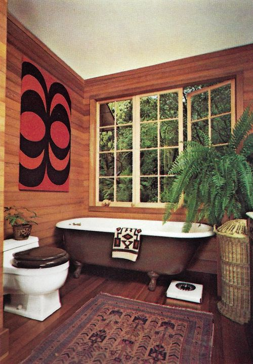 17 Best Images About 60s And 70s Interior Design On