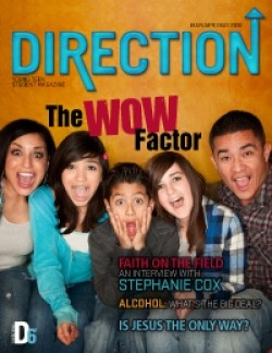 magazine for teens christian