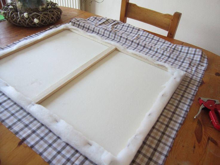 Zelf dingen maken: Zelf een memo-bord maken! (DIY)