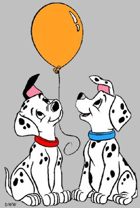 *PUPPIES ~ 101 Dalmations, 1961