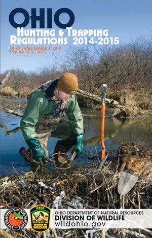 Hunting Regulations cover 2014