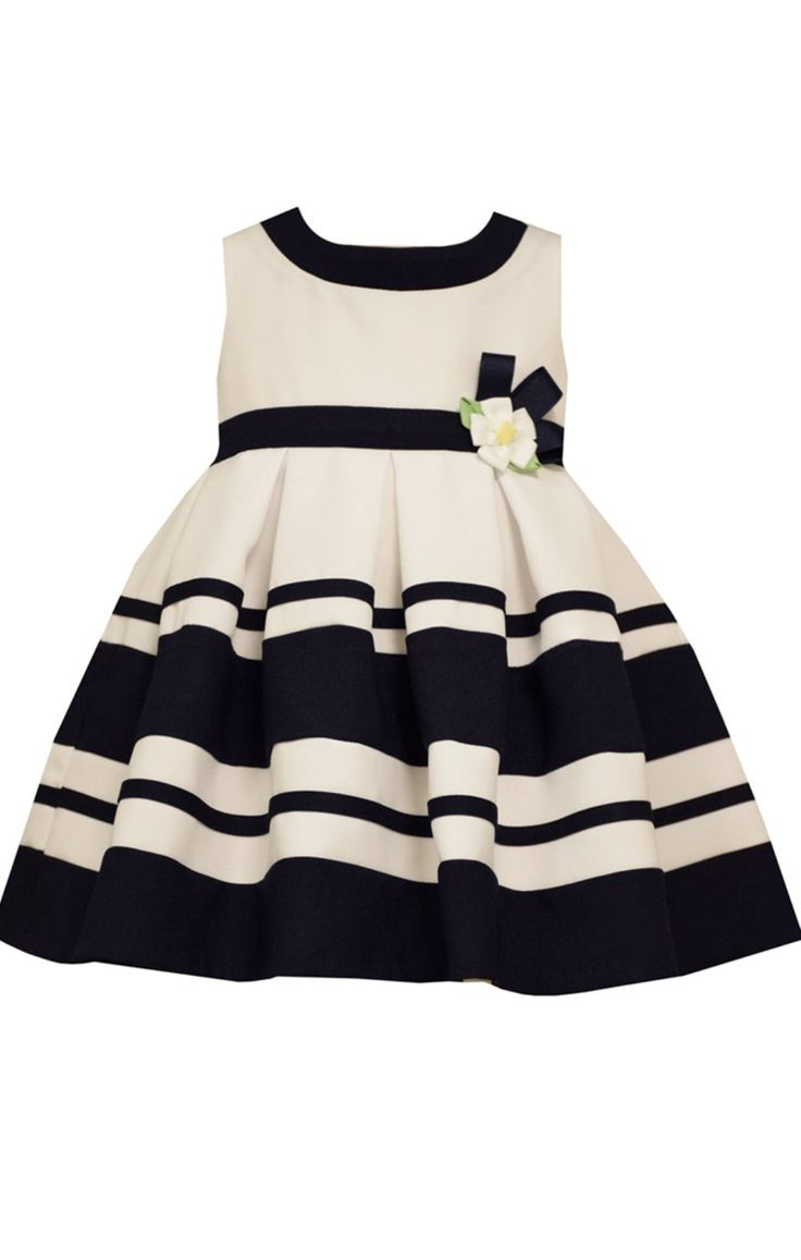 Ella Blu Store - Bonnie Baby Girls' White Nautical Easter Striped Blue Dress 12 18 24 Months, $24.00 (http://www.ellablustore.com/bonnie-baby-girls-white-nautical-easter-striped-blue-dress-12-18-24-months/)