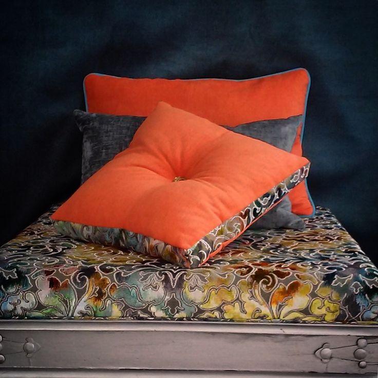 Prestige Uptown de Saum und Viebahn. #velvet #terciopelo #vellut #deco #decoración #decoració #tapicería #tapisseria
