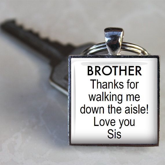 17 Best ideas about Brother Wedding Gifts on Pinterest Wedding gifts ...