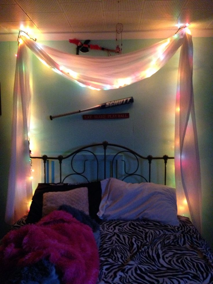Girls Teenage New Bedroom! Mixed with some softball touches!