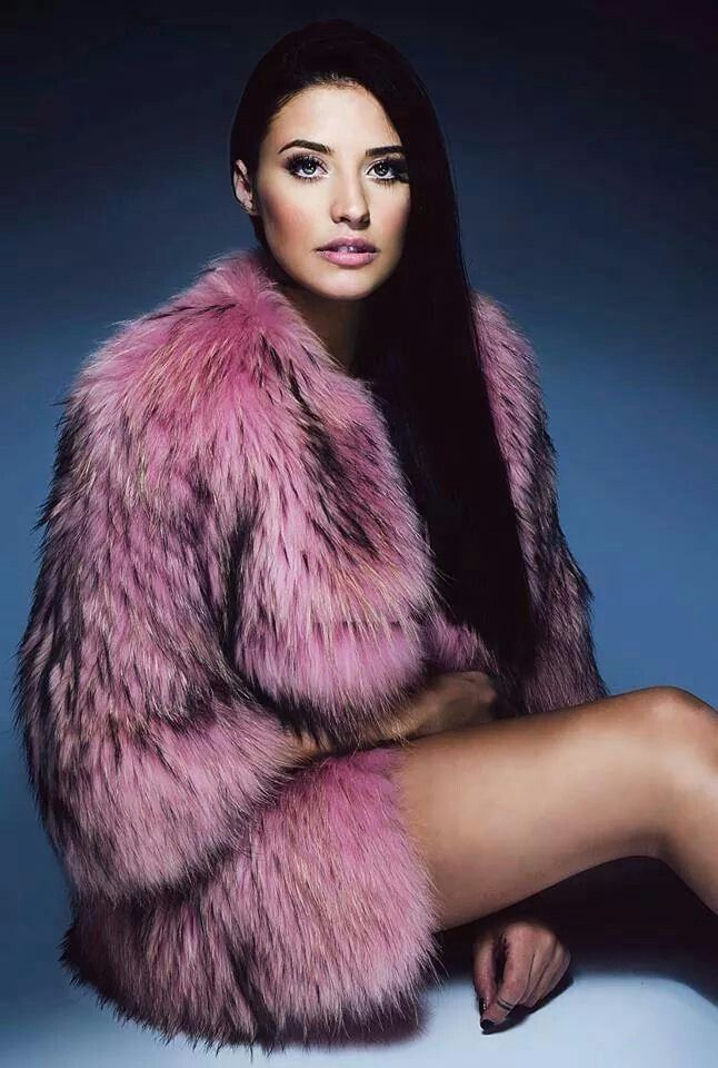 Antonia in a Paisi #firstlove fur coat... stunning! #paisifurs #lovestories #tellyourstory www.paisifurs.com
