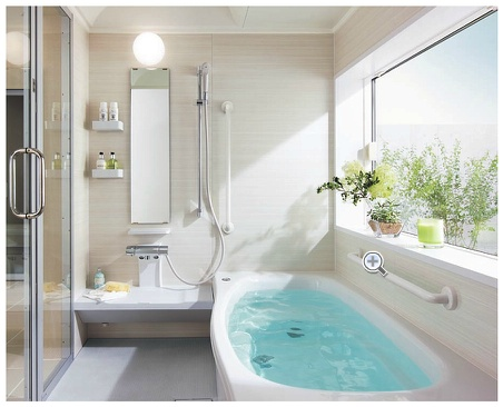 Toto Catalog Tub With Narrow Curved Seat Typical Shower