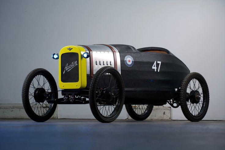 Start Your Engines: Seattle Designer Revives the Art of Go-Karts - Core77