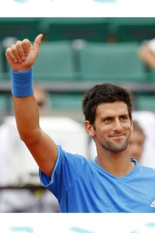 Novak Djokovic - Android Wallpaper