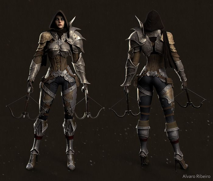 http://pixgood.com/diablo-3-female-demon-hunter-armor.html