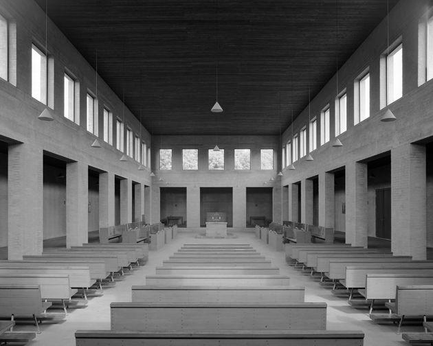 St.Benedictusberg Abbey at Vaals | photo by Kim Zwarts