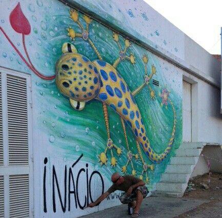 Mural  Ludo-Almancil  www.inacio.com.pt