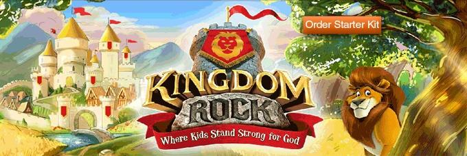 Kingdom Rock VBS » Group VBS 2013 Theme