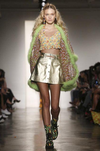 Jeremy Scott Ready To Wear Spring Summer 2015 New York