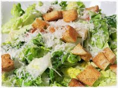 Thermomix - Rezepte mit Herz : Ceasar Salat