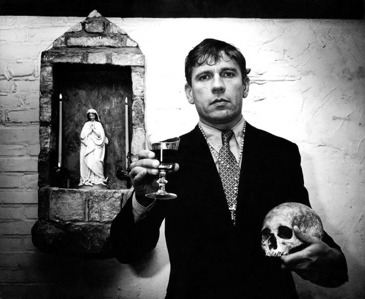 Gerard Reve (Dutch writer), 1969. Photo: Vincent Mentzel.