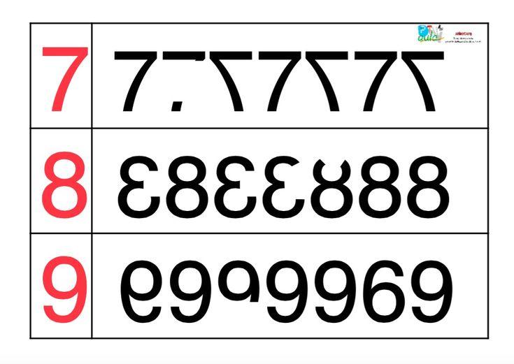 Es frecuente que niños/as en edad de aprendizaje de la lectoescritura realicen la grafía de ciertas letras (por ejemplo la letra S, P ,D) y números (5,7) rotados sobre su eje vertical, es lo que se llamaescritura en espejo o rotación. Por lo general, esta escritura en espejo se produce